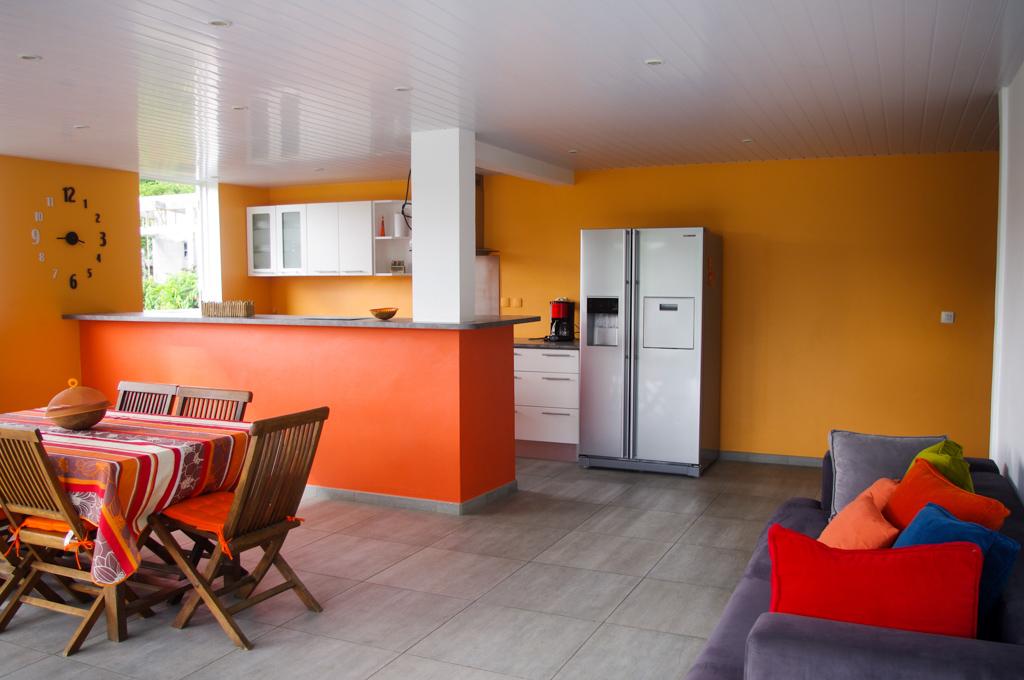 equipements gite caracoli. Black Bedroom Furniture Sets. Home Design Ideas