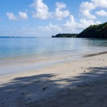 La plage des Raisiniers